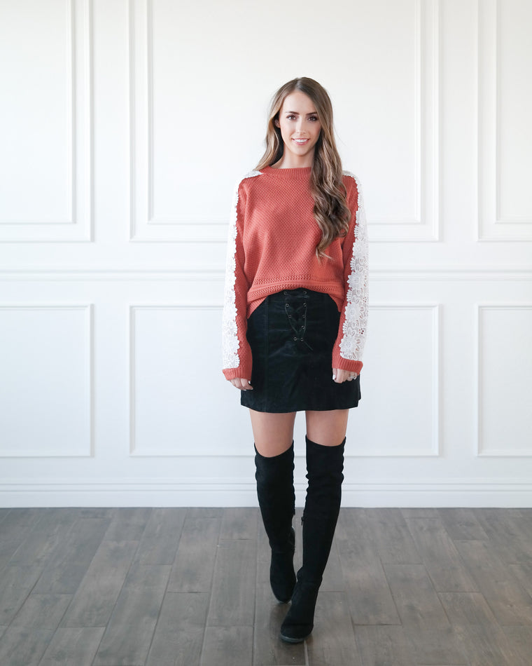 The Bonfire Sweater