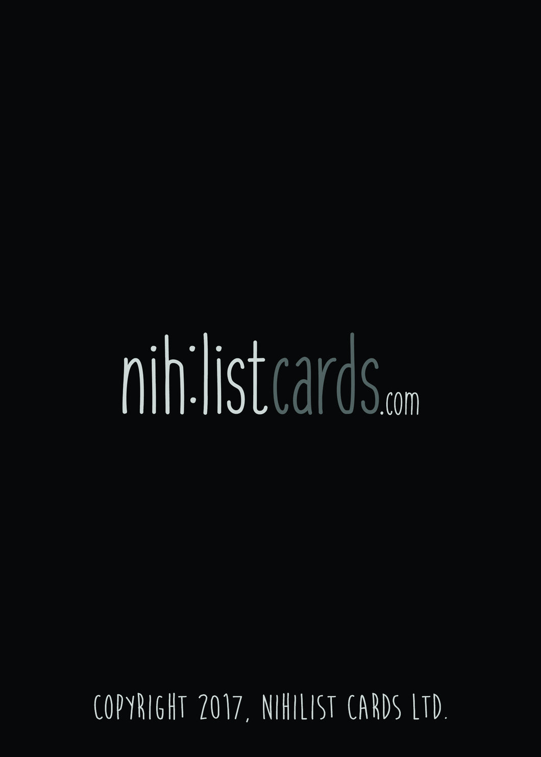 List of reasons why you are special greeting card nihilist cards list of reasons why you are special greeting card dark humor greeting card nihilist cards m4hsunfo