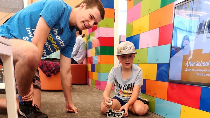Volunteer Life at Imagination Station