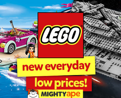 Mightyape LEGO banner