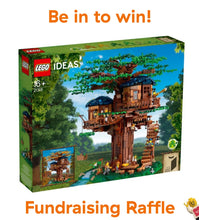 SOLD OUT: Raffle ticket for LEGO set 21318 Tree House