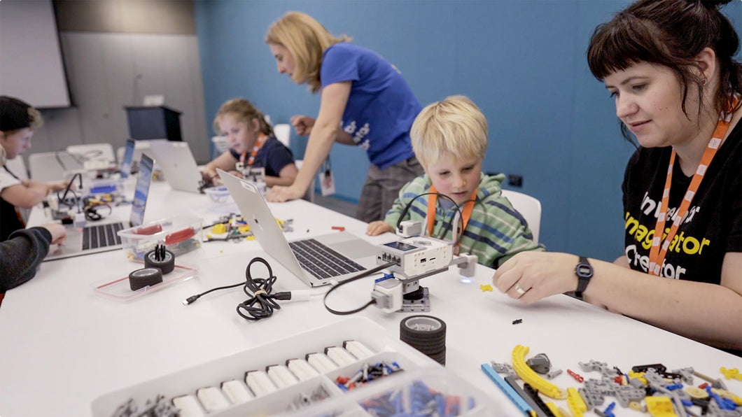 SOLD OUT: Introduction to Robotics at Imagination Station