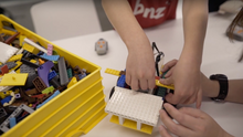 Mechanics with LEGO Technic at Imagination Station