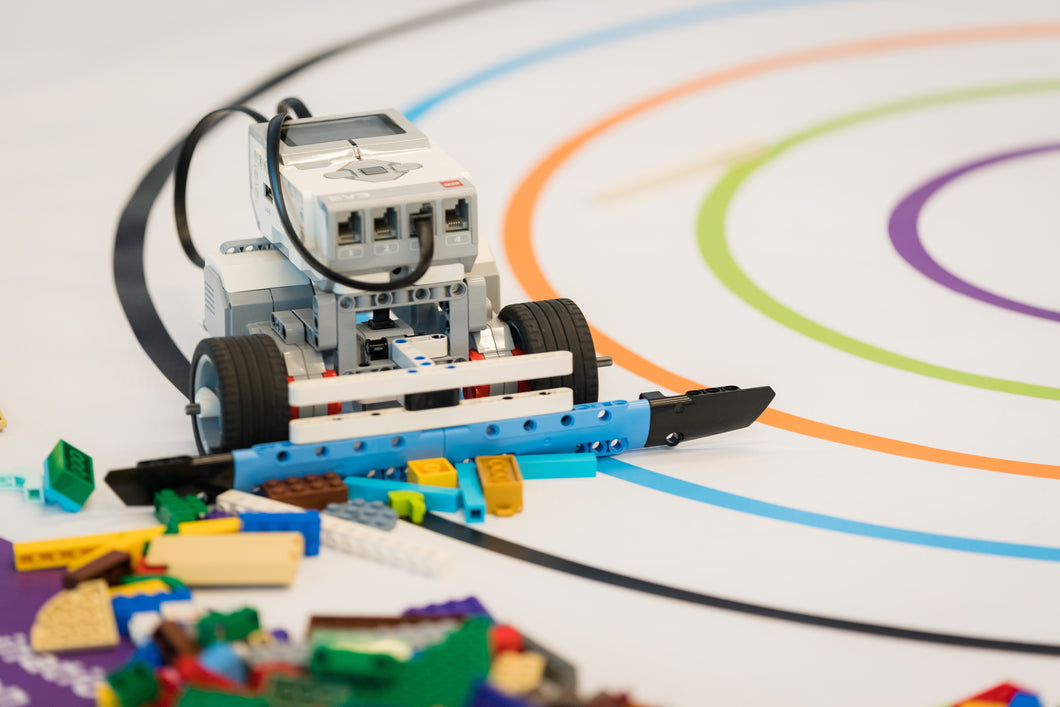 Dozerbots with LEGO Mindstorms