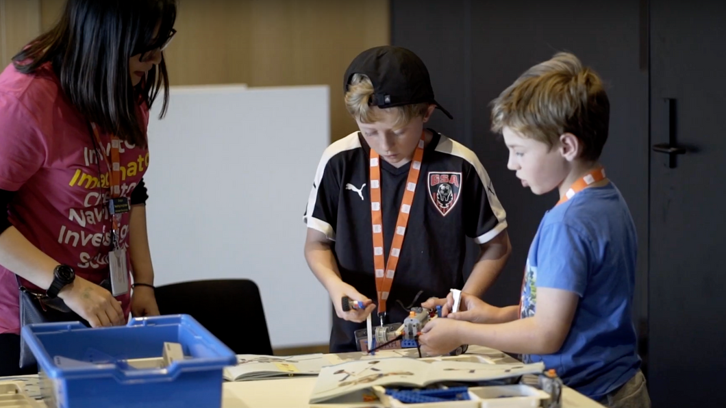 TŪRANGA: After School Programme at Imagination Station