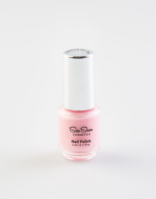 Sea Siren Cosmetics - Mini Polish - Pamper Me Pink