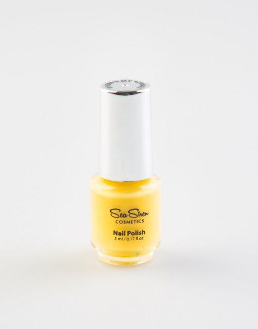 Sea Siren Cosmetics - Mini Polish - Where's My Sunshine