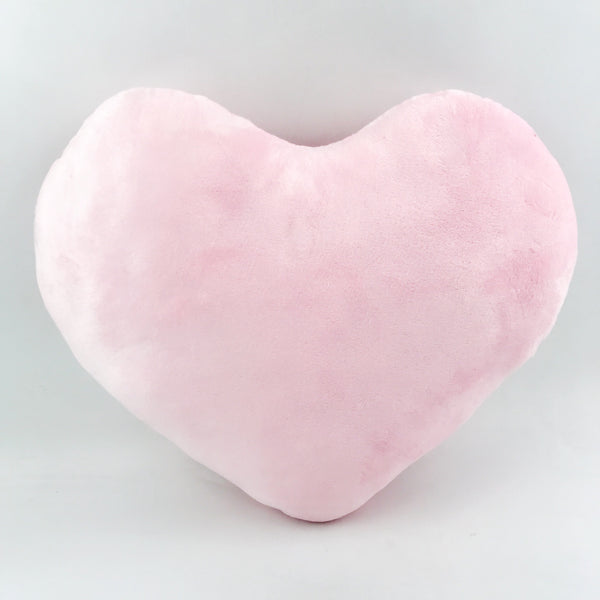 Pink Heart Pillow
