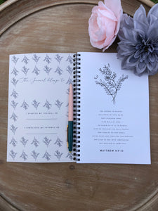 Prayer Journal