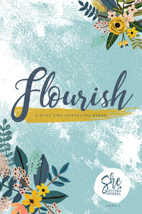 She Matters Journal: Flourish