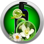 Crescent Moon massage oil