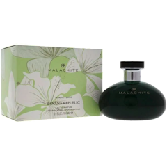 BANANA REPUBLIC MALACHITE Eau de Parfum Spray for Women ( Special Edition) 3.4 fl oz / 100 ml