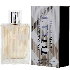 BURBERRY BRIT Eau De Toilette Spray for Women 50 fl oz / 1.6 ml