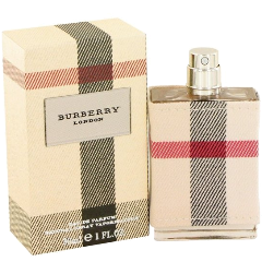 BURBERRY LONDON Eau De Parfum Spray for Women 1 fl oz / 30 ml