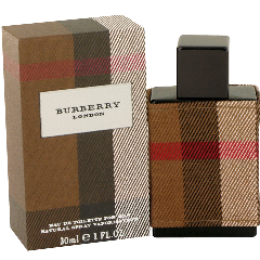 BURBERRY LONDON Eau De Toilette Spray Cologne for Men 1 fl oz / 30 ml