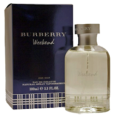 BURBERRY WEEKEND Eau De Toilette Spray Cologne for Men 3.3 fl oz / 100 ml