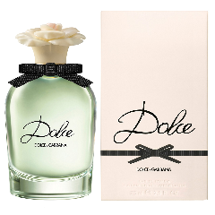 DOLCE & GABBANA DOLCE Eau de Parfum Spray for Women, 2.5 fl oz / 75 ml