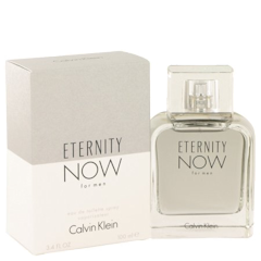 Calvin Klein Eternity Now Eau De Toilette For Men 3.4 oz / 100 ml