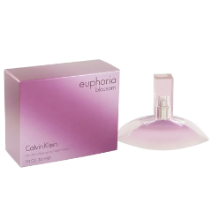 CALVIN KLEIN EUPHORIA BLOSSOM Eau De Toilette Spray for Women 1 oz / 30 ml
