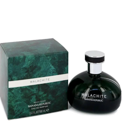 BANANA REPUBLIC MALACHITE Eau de Parfum Spray for Women 3.4 fl oz / 100 ml