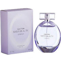 CALVIN KLEIN SHEER BEAUTY ESSENCE Eau De Toilette Spray for Women 3.4 oz / 100 ml