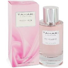 TAHARI PARFUMS SATIN LOVE Eau de Toilette Spay for Women 3.4 fl oz / 100 ml