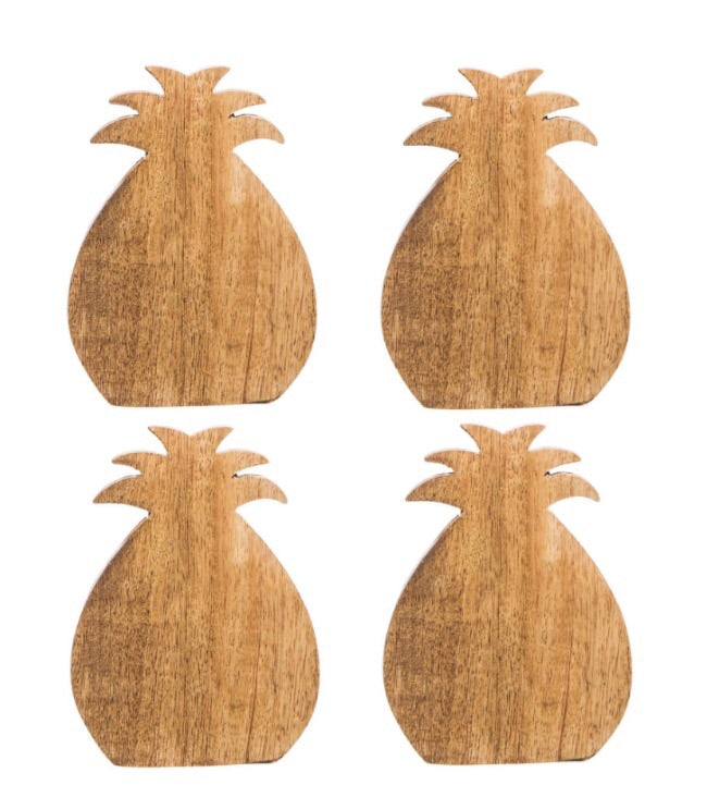 Pineapple Coasters