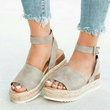 Wedges Shoes For Women High Heels Sandals Summer Shoes 2019 Flip Flop Chaussures Femme Platform Sandals 2019 Plus Size