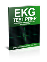EKG Test Prep: EKG Technician Exam Practice Test Questions