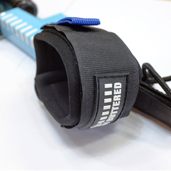HB Basic Bicep Leash - Black
