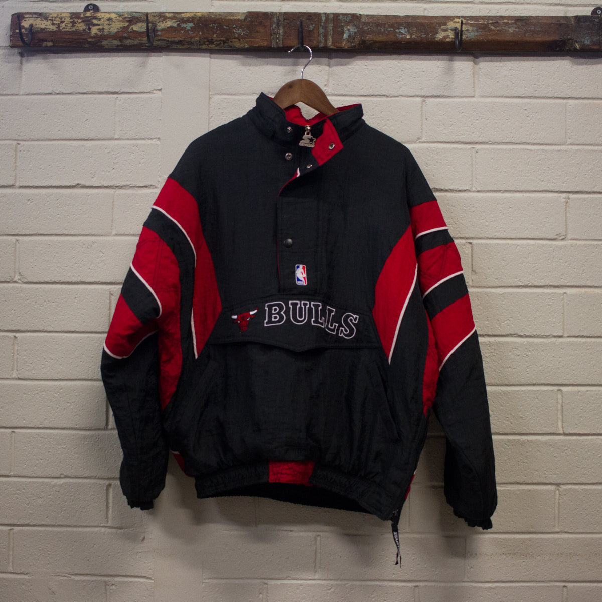 Chicago Bulls Starter Jacket