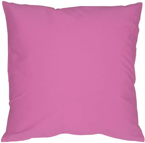 "Pillow Decor - 20"" x 20"" Caravan Cotton Violet Throw Pillow"