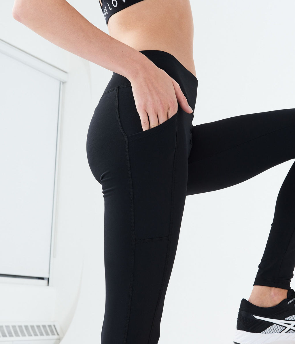 Glenrose Premium Pocket Leggings