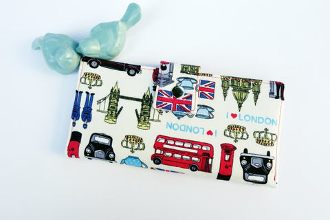 London Wallet for Women
