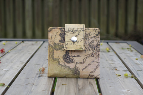 Lord of the Rings small wallet