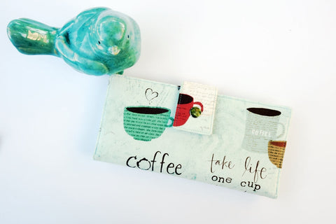 Women's Wallet Coffee Cups Img1
