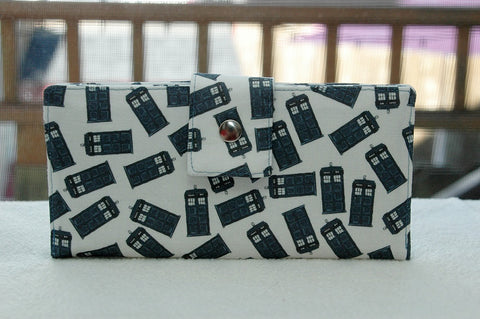 Women's wallet Dr. Who