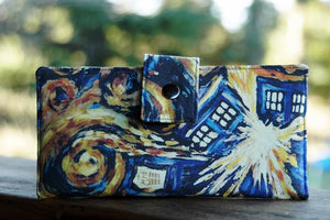 Dr. Who Wallet Women Happy Kathy 1