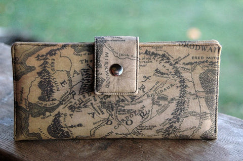 Lord of the rings wallet for women