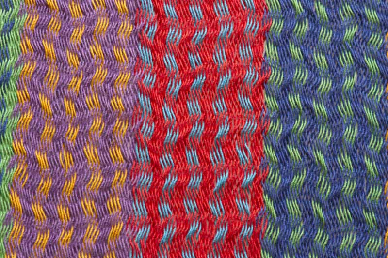 Cotton Mexican Hammock  in Colorina Colour
