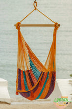 Extra Large Mexican Hammock Chair in Alegra