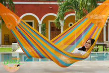 Cotton Mexican Hammock  in Alegra Colour