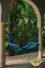 Resort Mexican Hammock with NO Fringe in Oceanica