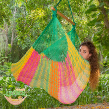 Extra Large Mexican Hammock Chair in Radiante