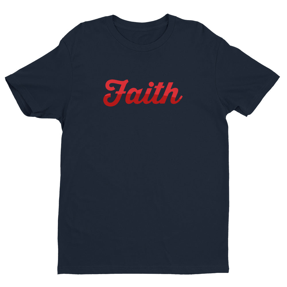 Faith Two Tone men's t-shirt - Armor of God Apparel L.L.C.