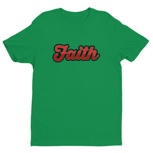 Faith short sleeve men's t-shirt - Armor of God Apparel L.L.C.