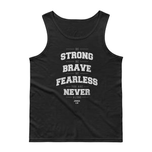 Men's Fearless Tank - Armor of God Apparel L.L.C.