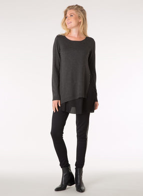 YEST SWEATER TUNIC