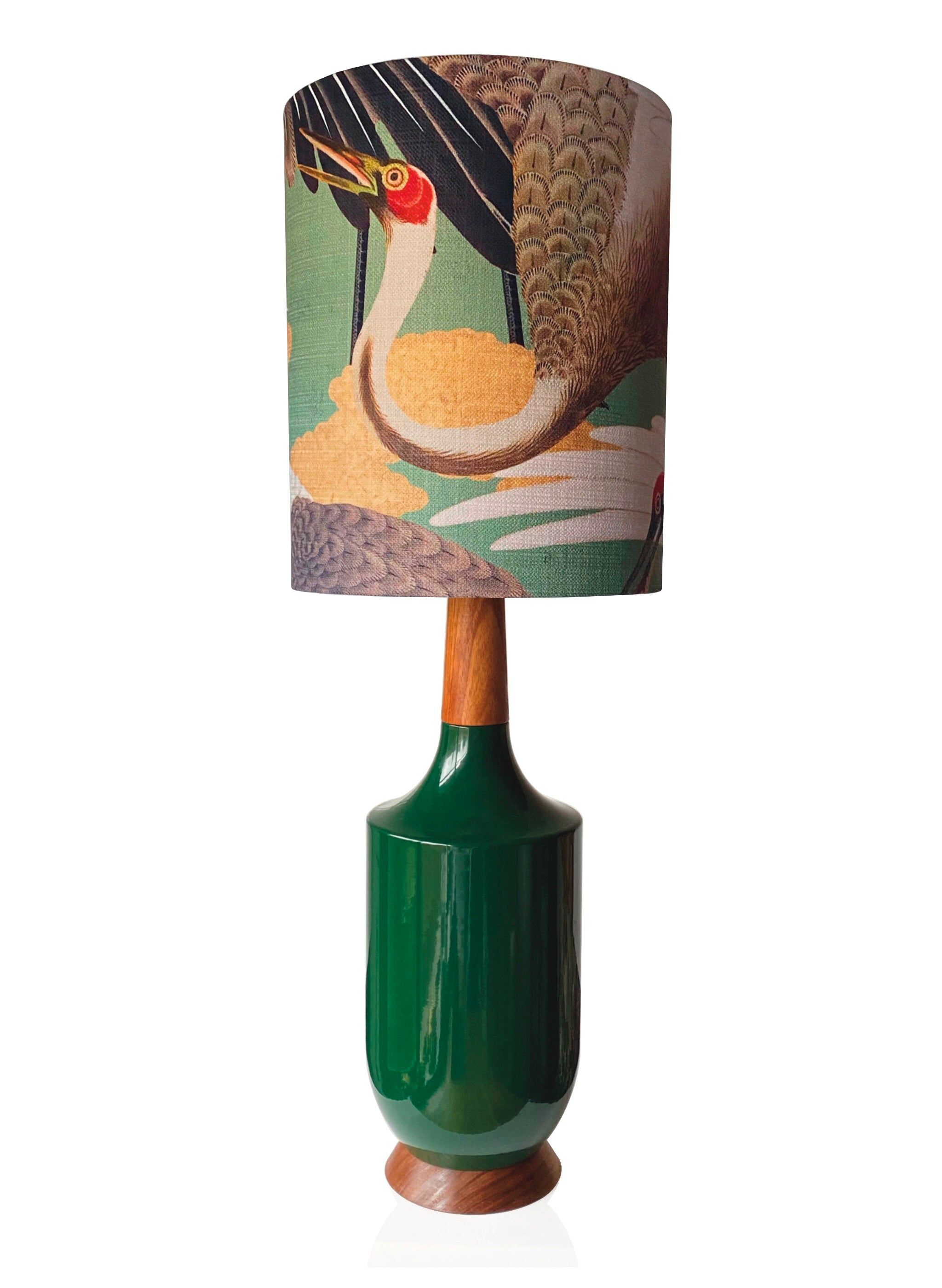 Rey Lamp FITZROY GREEN