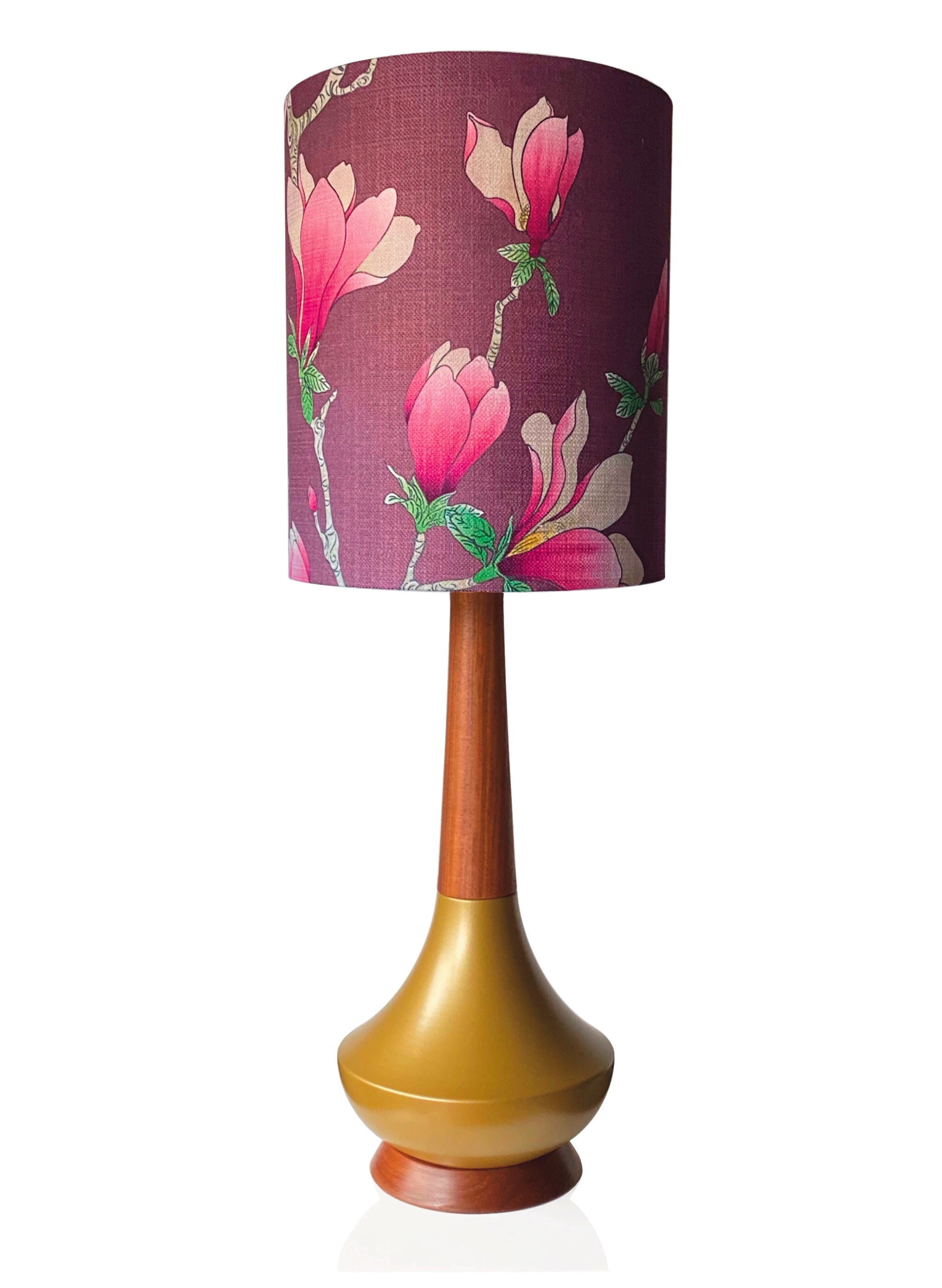 Lima Lamp MATT GOLD
